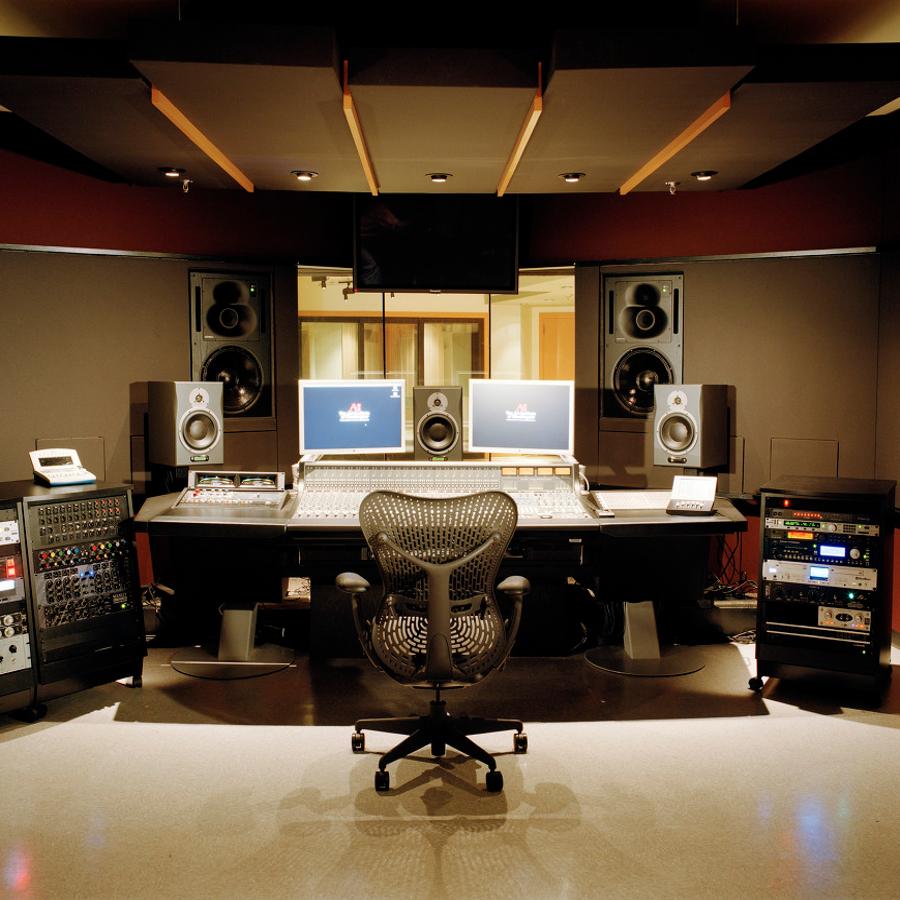 recording studion